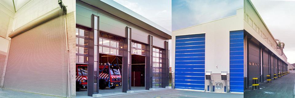 Door Suppliers In Dubai Uae Commercial Doors Industrial