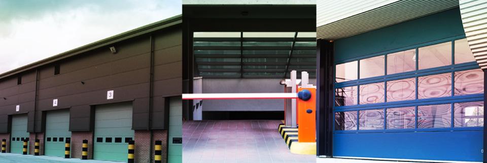 Automatic Doors - Folding Doors in Dubai,UAE |Gate Barrier