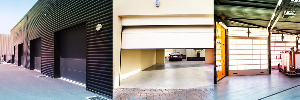 Residential Garage Doors in Dubai: Bin Dasmal Doors  Bin