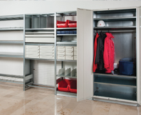 Single Tier Shelving