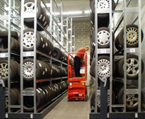 Tire Racking