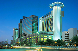 Abu Dhabi Trade Center