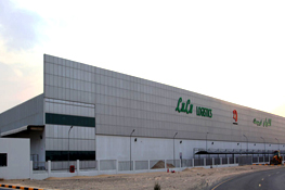 Lulu Warehouse at Dubai Investment Park