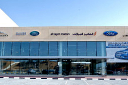 Al Tayer Car Showrooms - Ras Al Khaimah