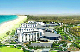 Saadiyat island Resort